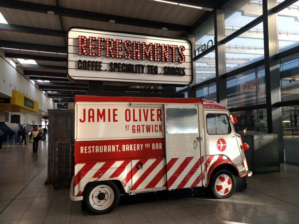 Jamie Oliver Refreshments
