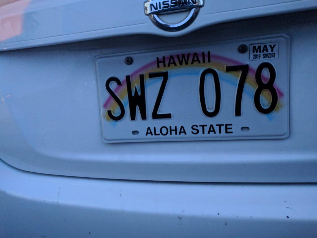 Hawaï, l'Aloha State