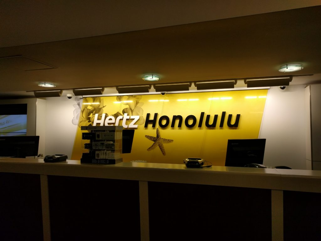 Hertz Honolulu