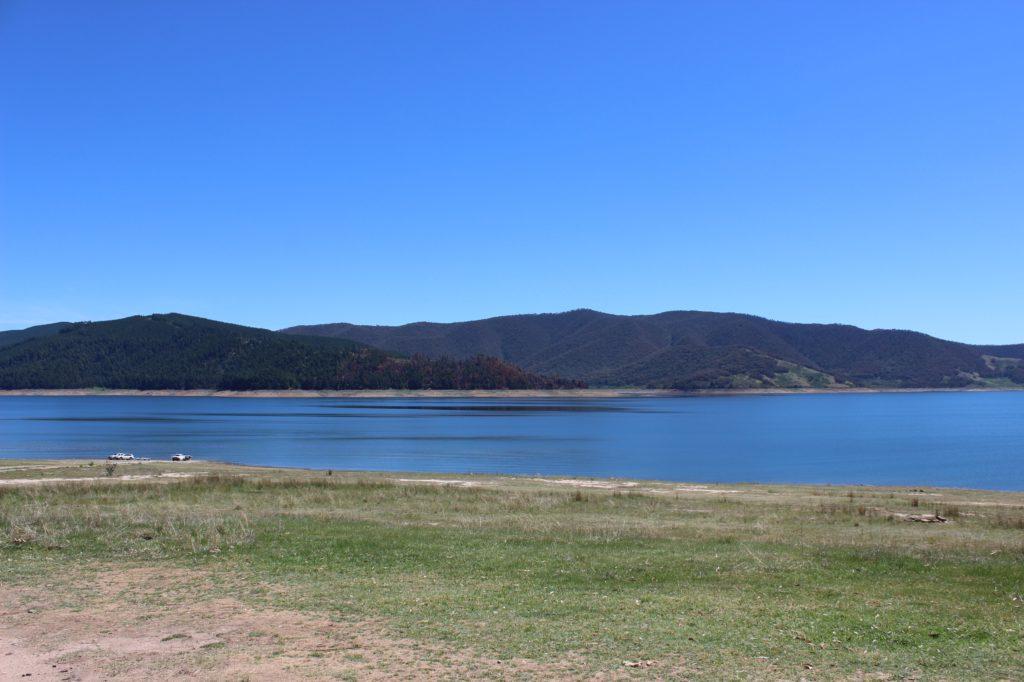 Lac vers Tumut
