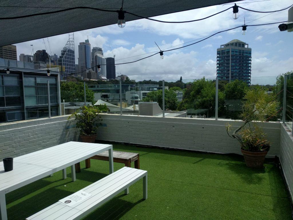 Le rooftop ou toit-terrasse 1