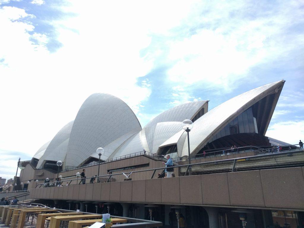 L'opéra sous le soleil, c'est mieux!