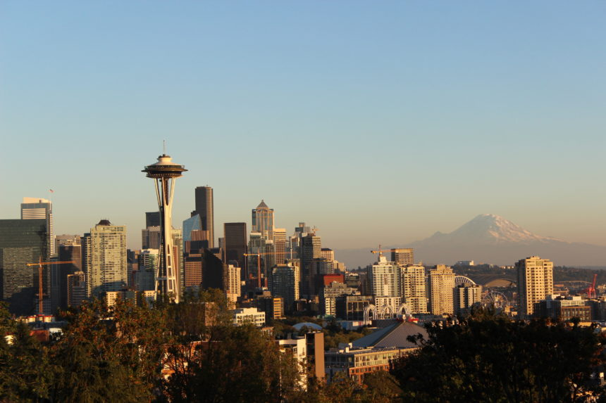 Seattle depuis Kerry Park 2