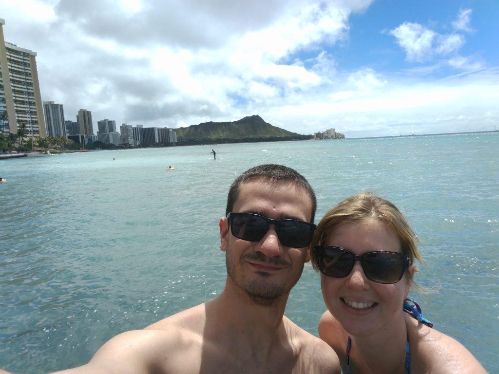 Souvenir de Waikiki