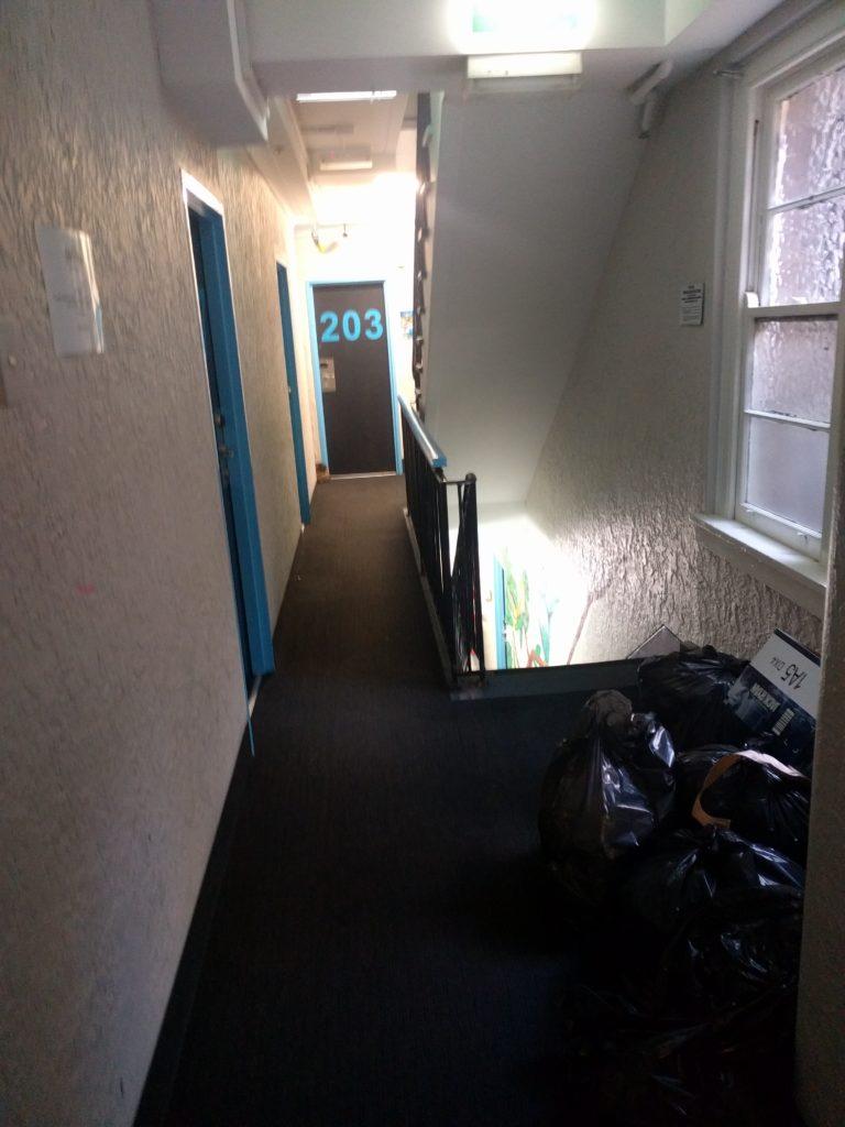 Un étage de notre auberge 2