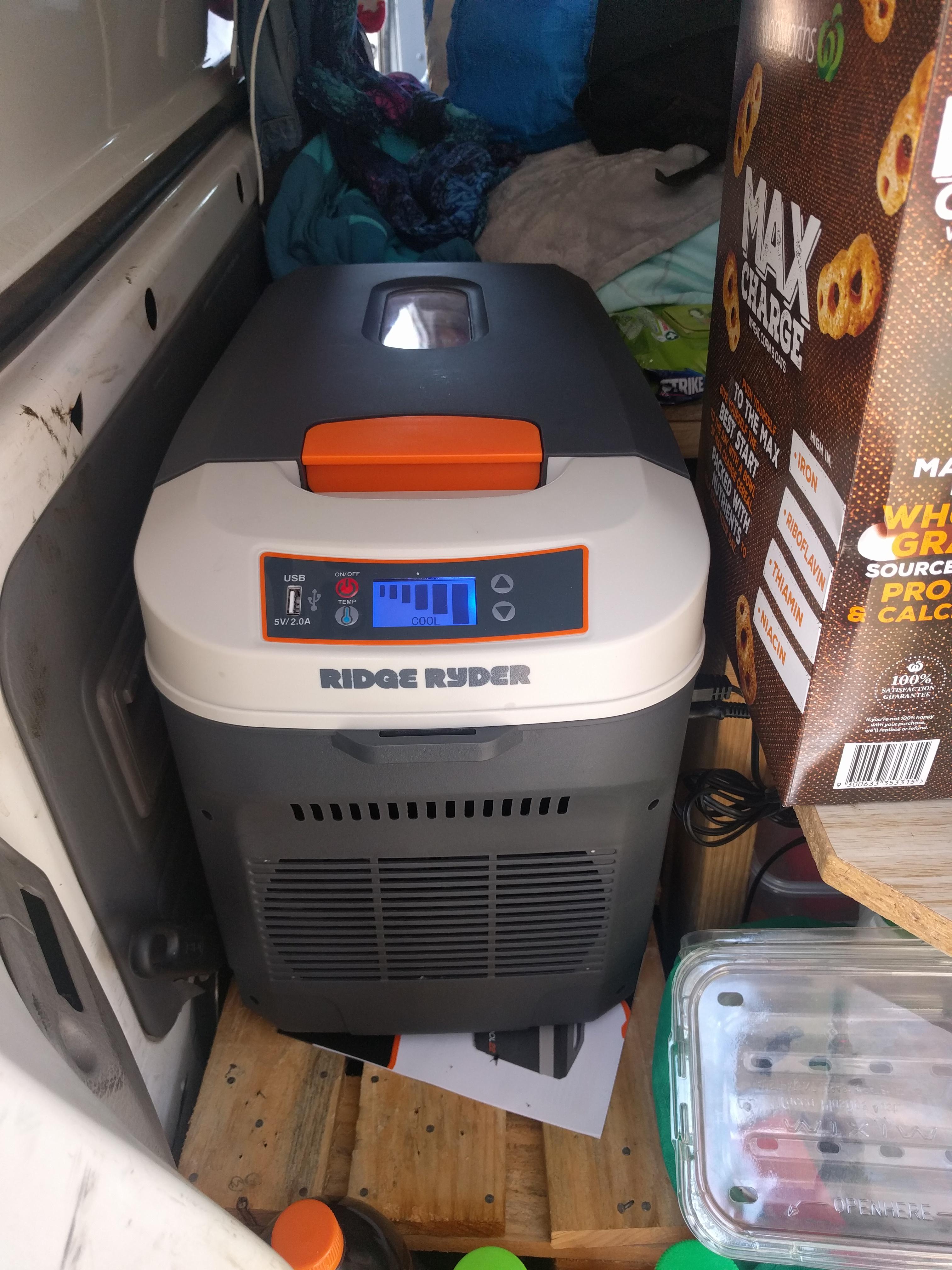 Notre frigo