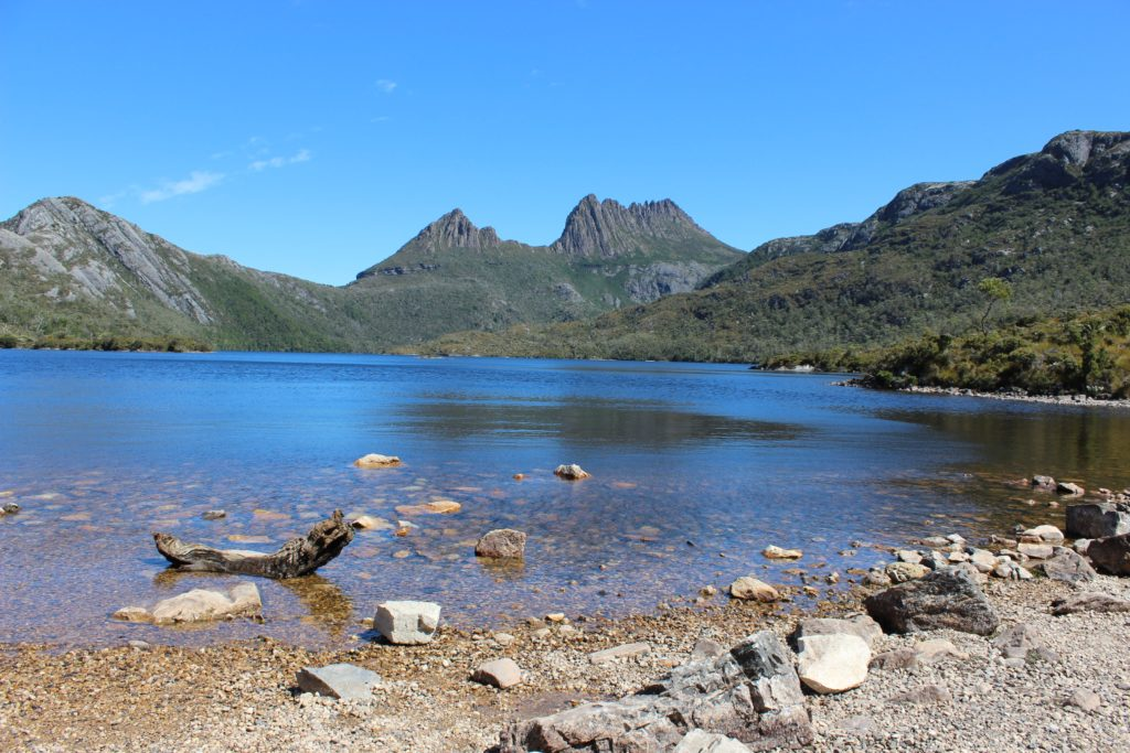 Cradle Mountain et Lake Dove