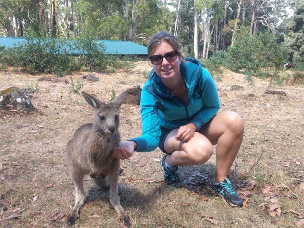 Laura et son nouvel ami