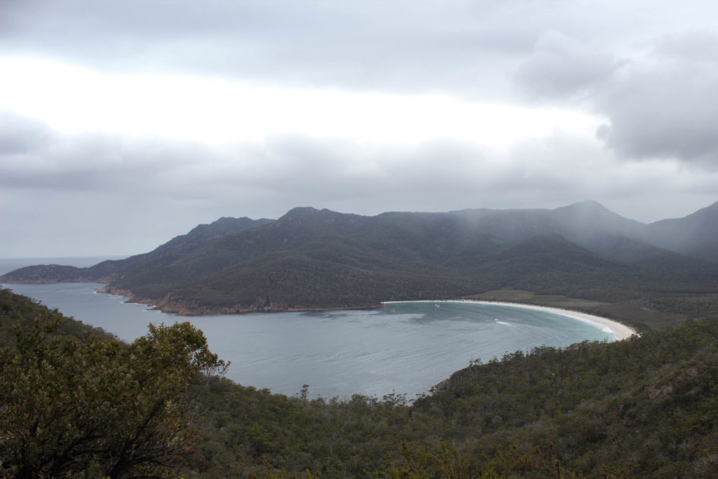 Wineglass Bay Beach