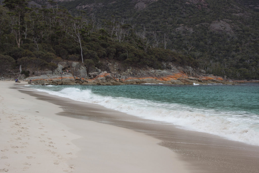 Wineglass Bay Beach 2