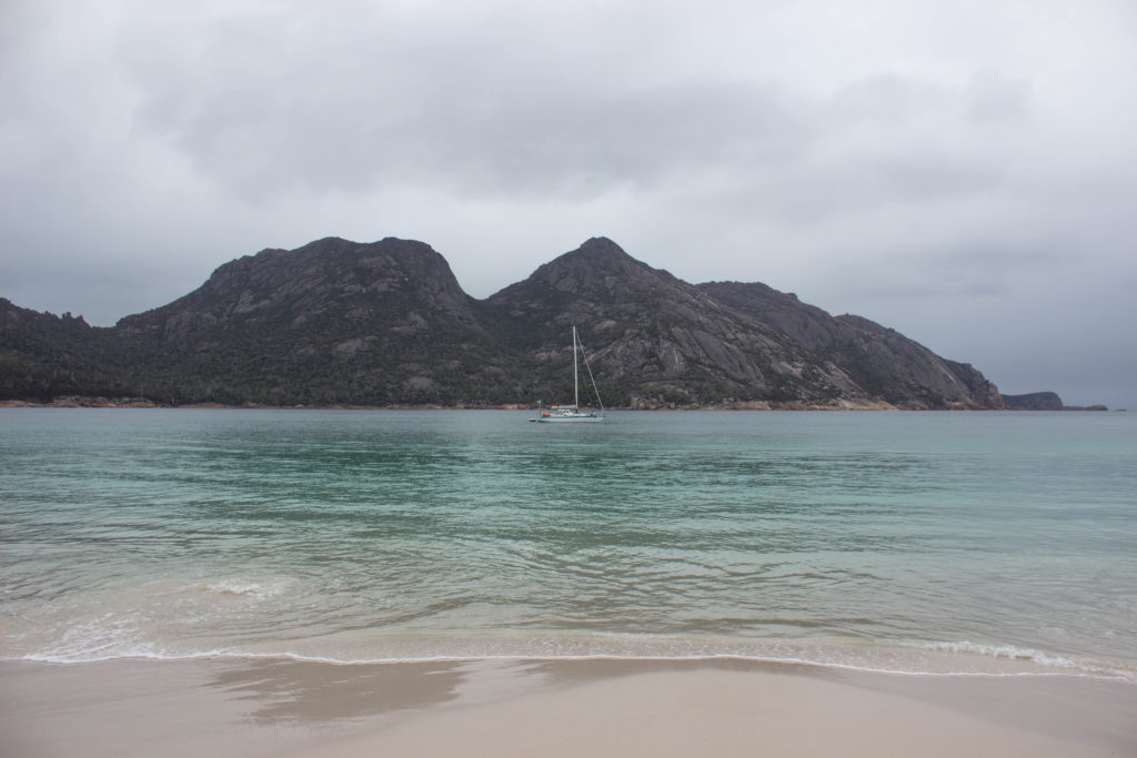 Wineglass Bay Beach 4