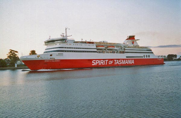 Spirit of Tasmania - Photo d'illustration