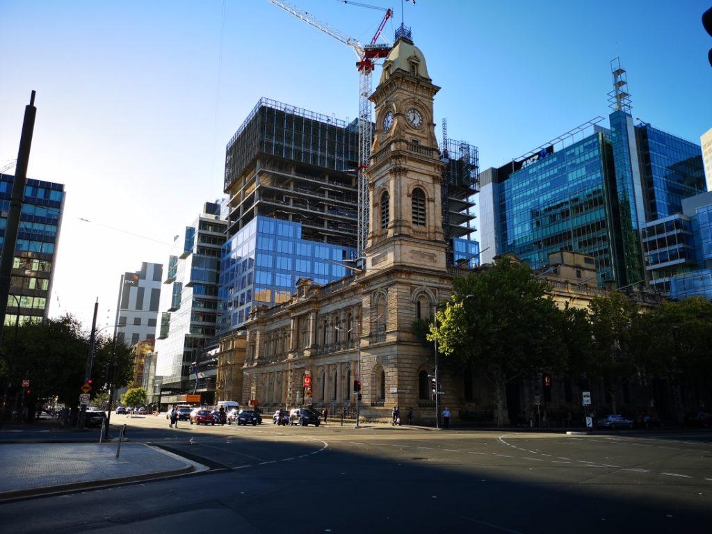 Bureau de poste principal d'Adelaide