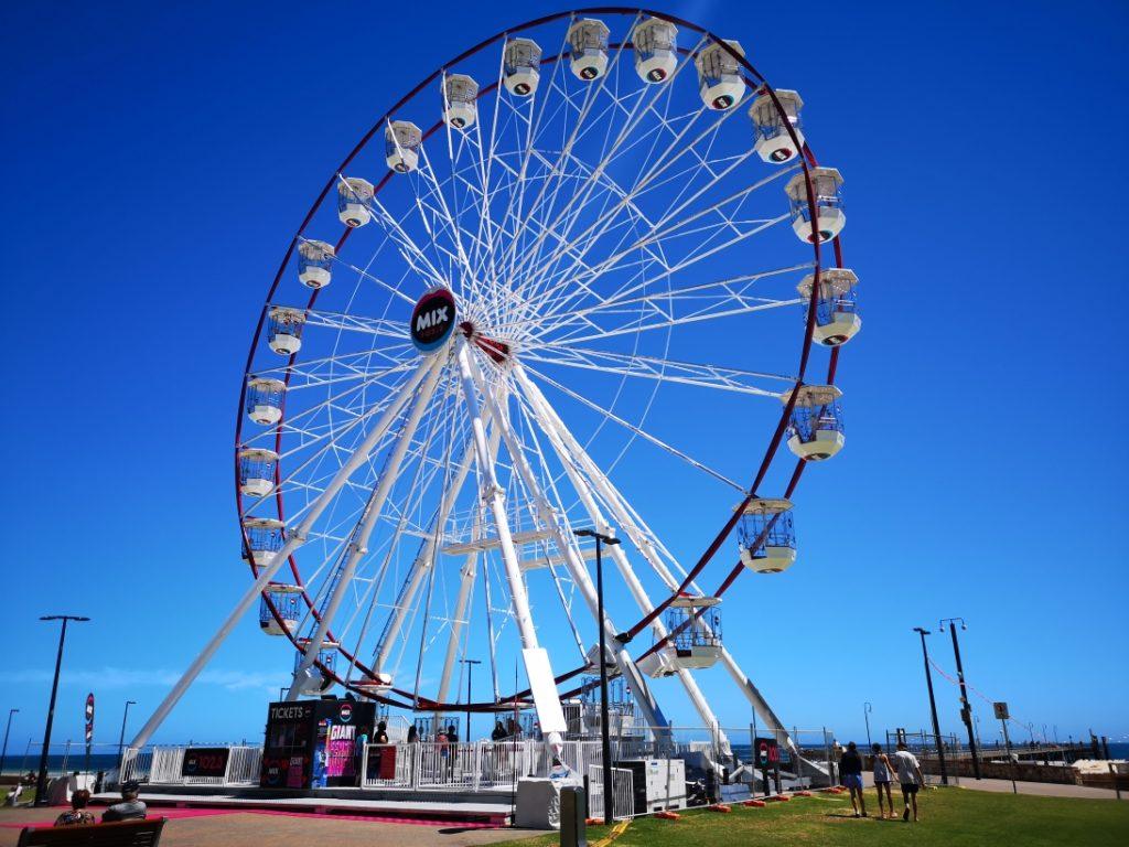 La grande roue de Glenelg