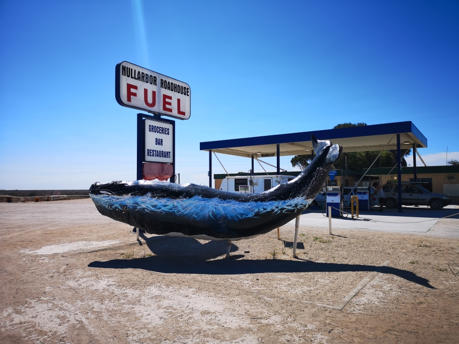 La Nullarbor Roadhouse