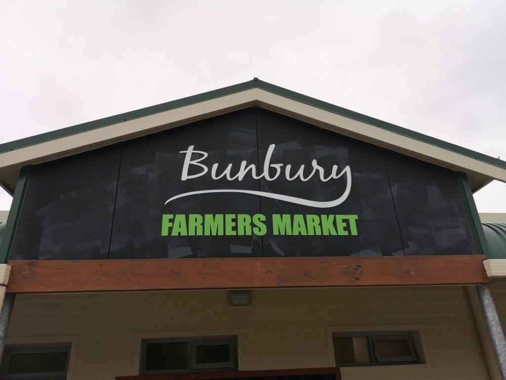 Le Farmers Market de Bunbury - Marché de producteurs locaux
