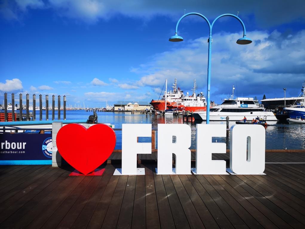 Freo - Le diminutif de Fremantle