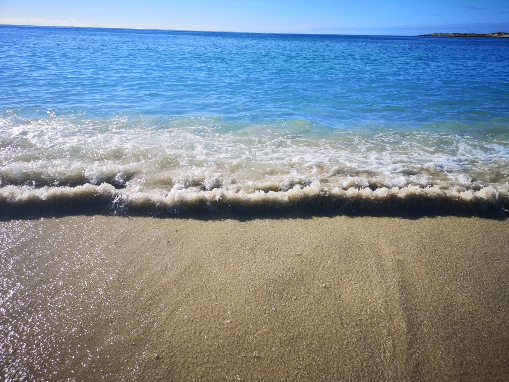 Remous sur Turquoise Bay - 2