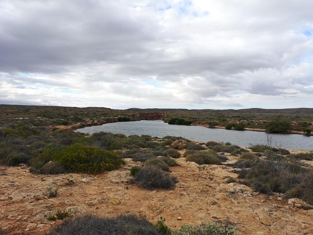 La Yardie Creek