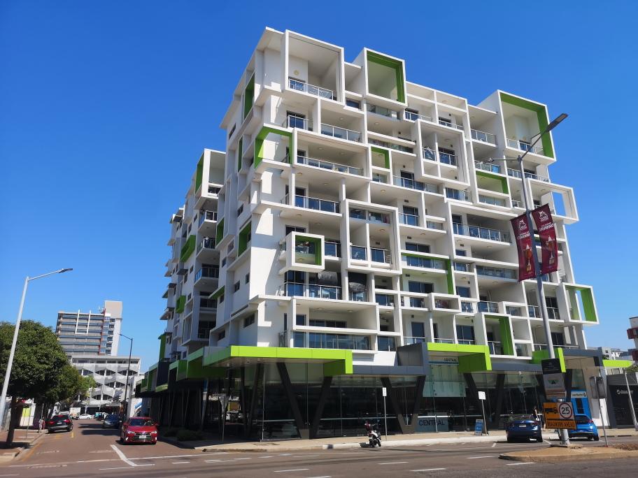 Un joli bâtiment dans le centre de Darwin