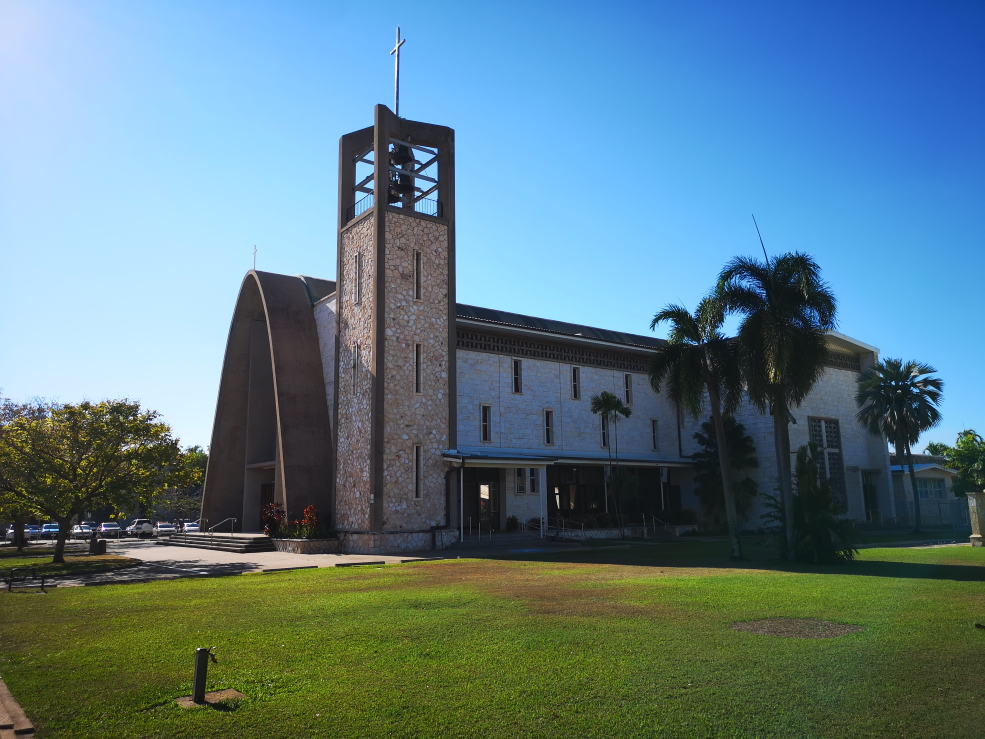 Saint Mary's Cathedral à Darwin