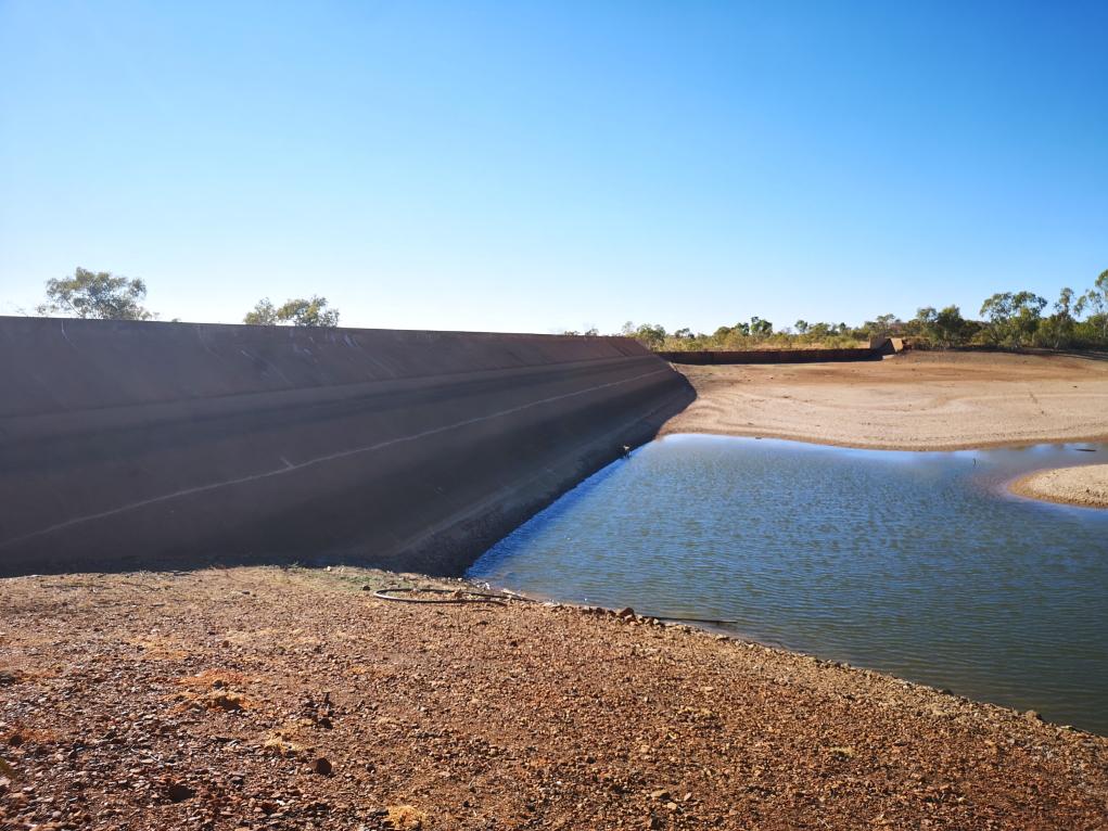 Le Mary Ann Dam