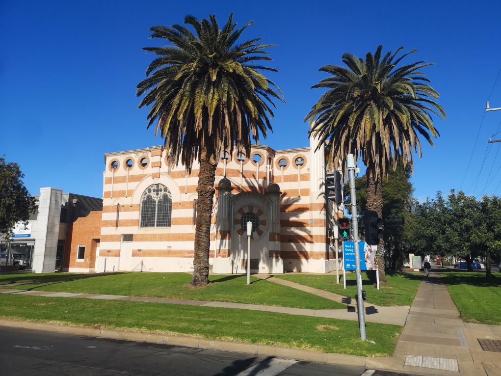 Eglise à Mildura