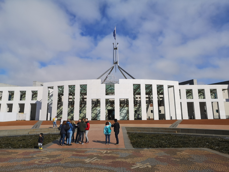 House of the Parliament - Canberra