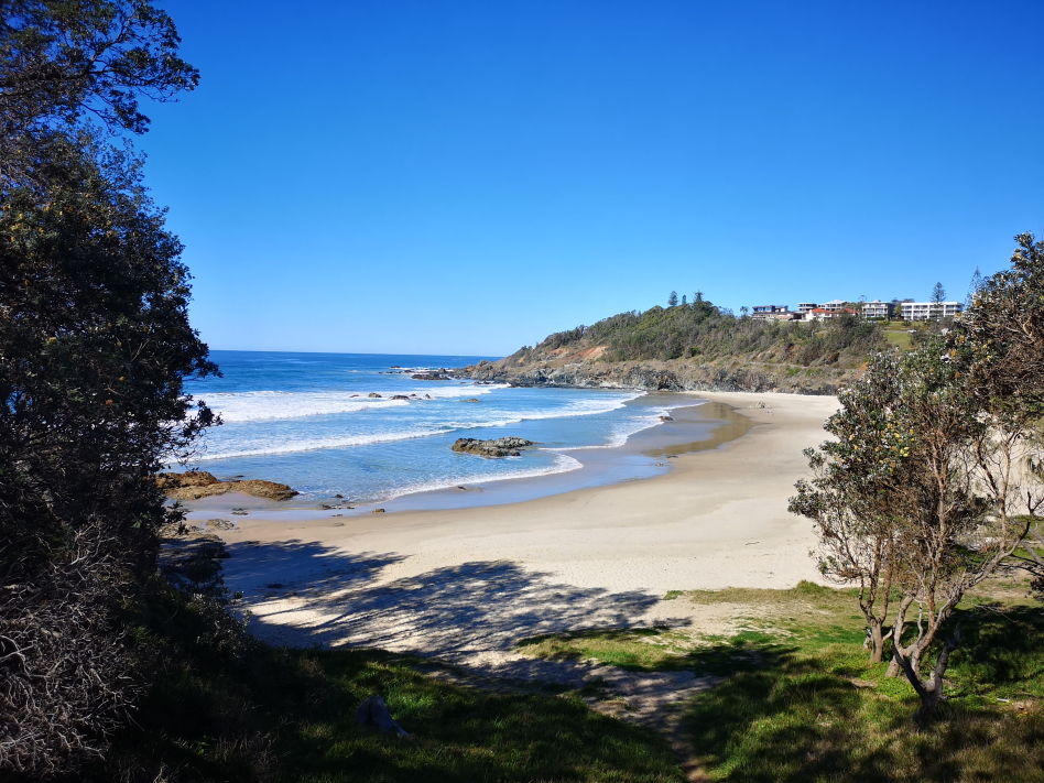 Oxley Beach à Port Macquarie