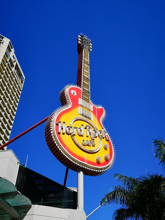 Hard Rock Café de Surfers Paradise