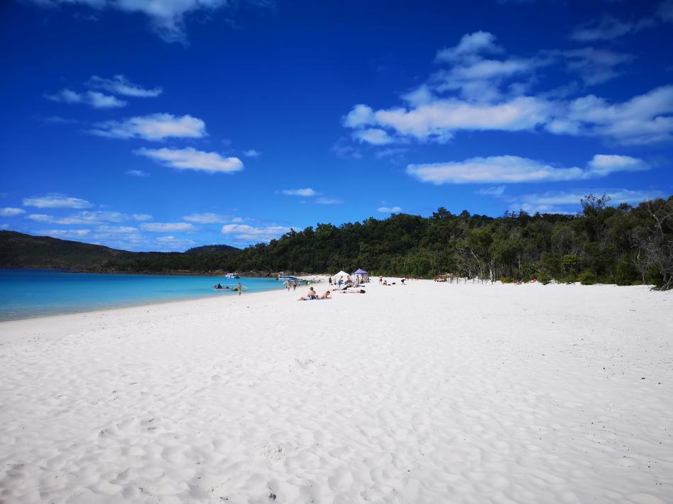 Le Paradis: Whitehaven Beach