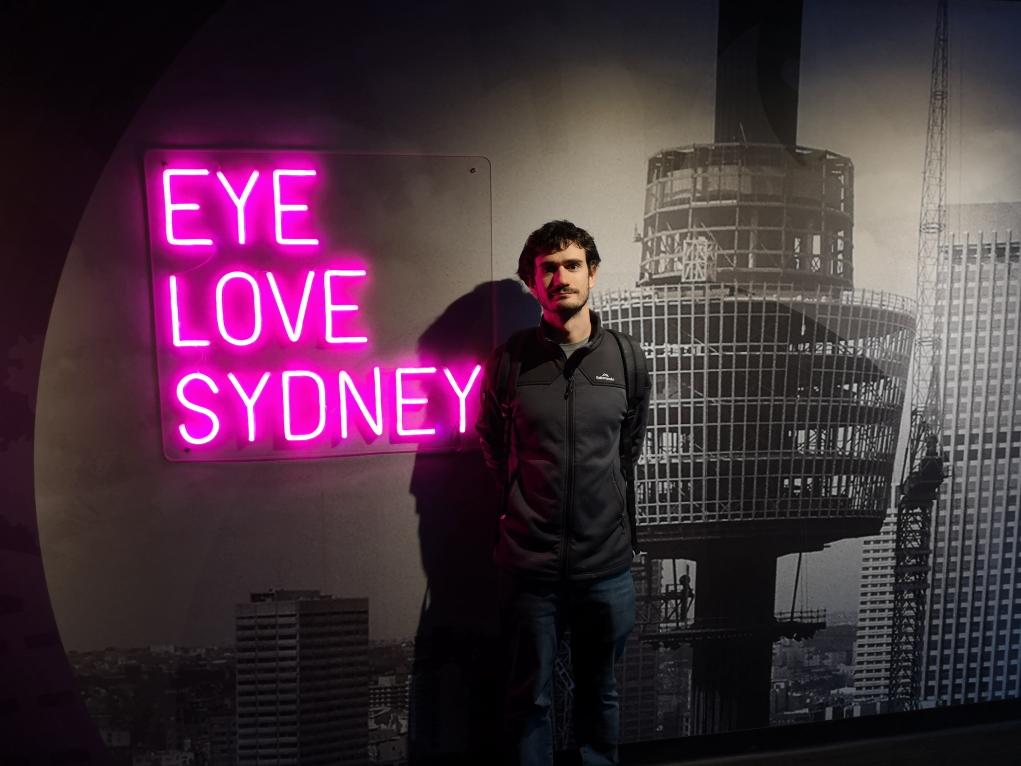Tour Eye de Sydney