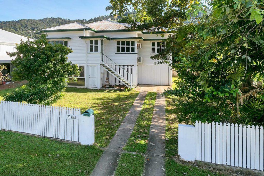 La villa à Cairns