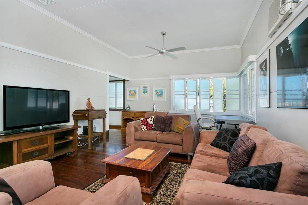 Notre salon à Cairns