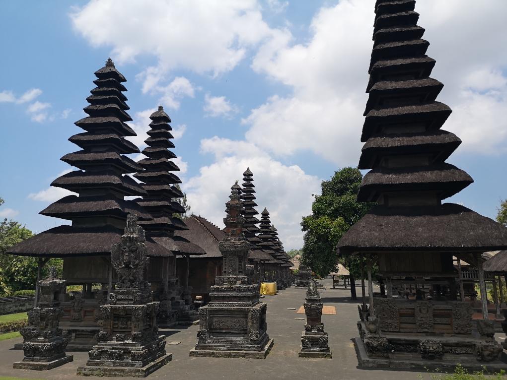 3e partie du temple vue du bout