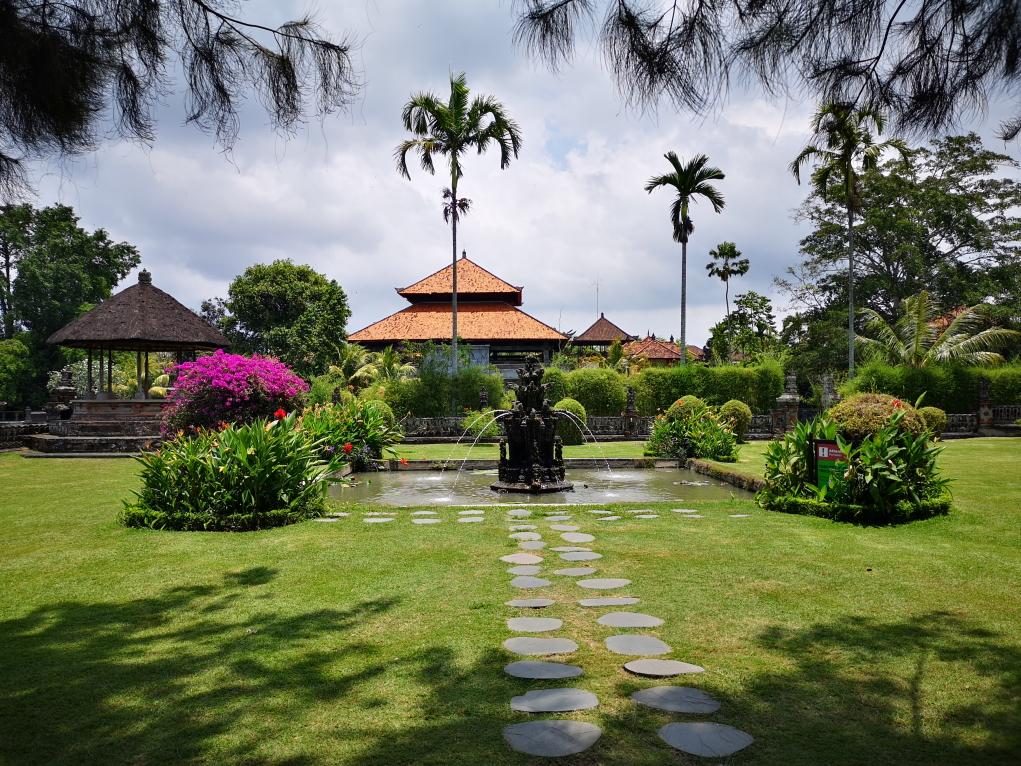 1ère partie du temple