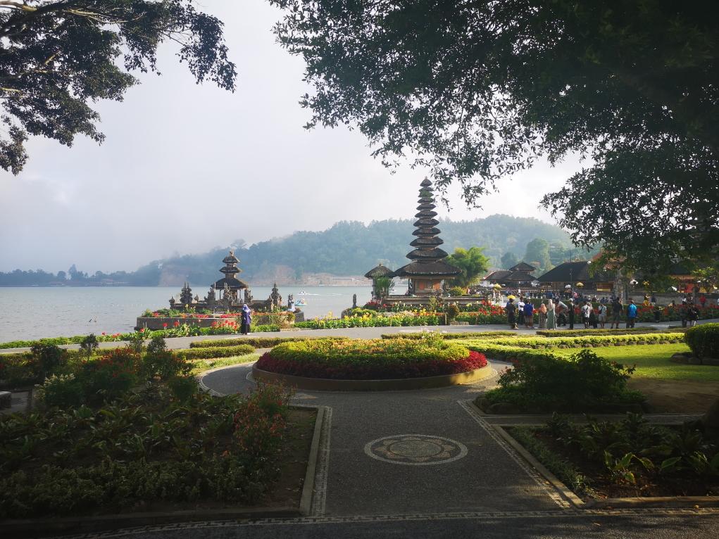 Temple Ulun Danu Bratan,