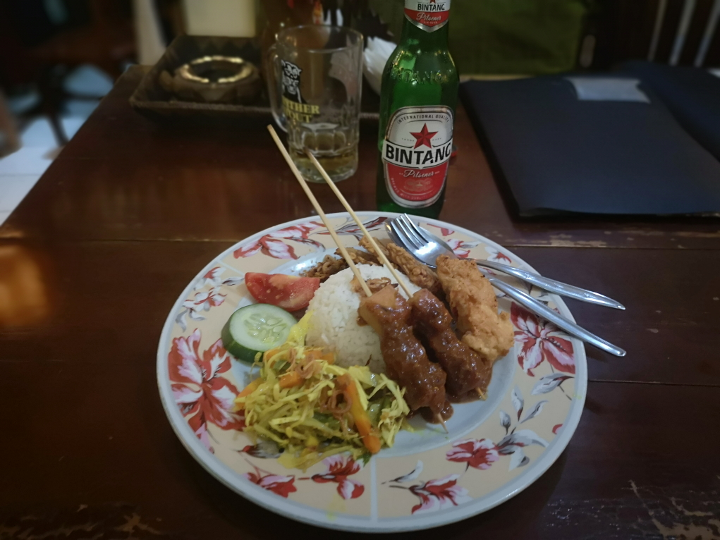 Nasi Campur, une autre spécialité indonésienne