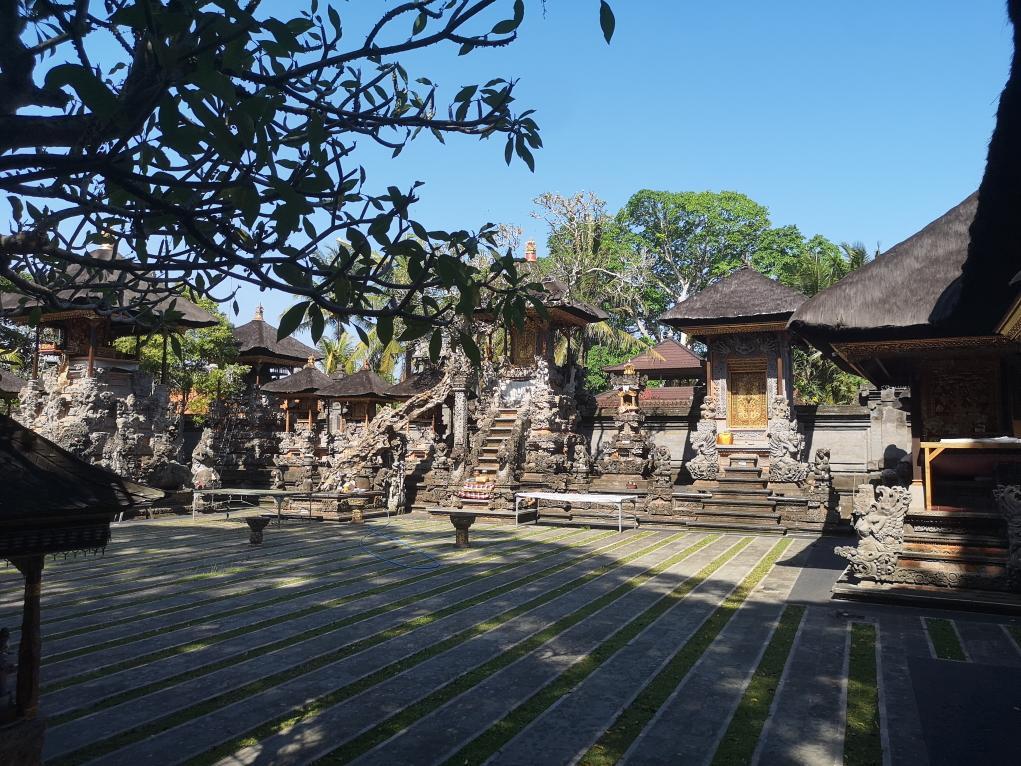 La 2e partie du temple Dalem