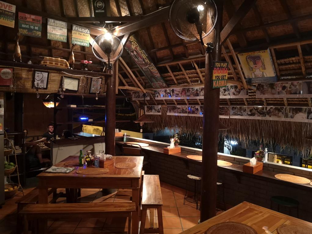 Restaurant Le Fair Warung Bale