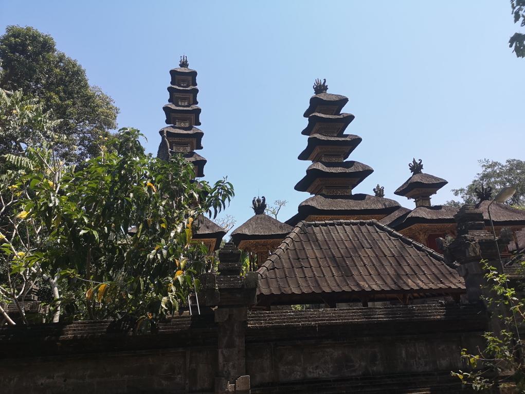 Temple Pura Gunung Lebah