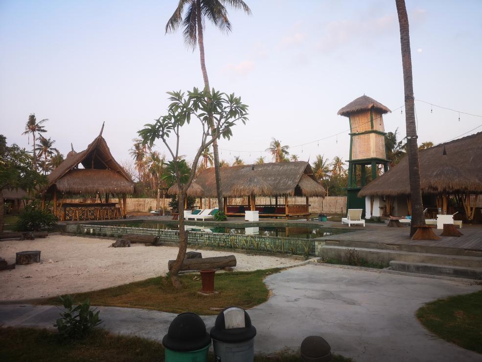 Beranda Ecolodge - Piscine de l'hôtel