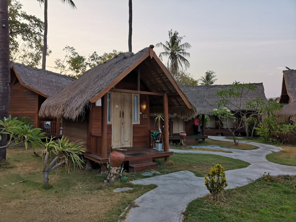 Beranda Ecolodge - Les bungalows