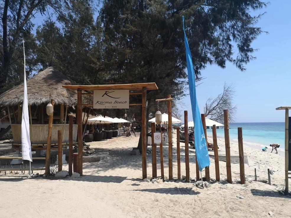 Karma, Beach!