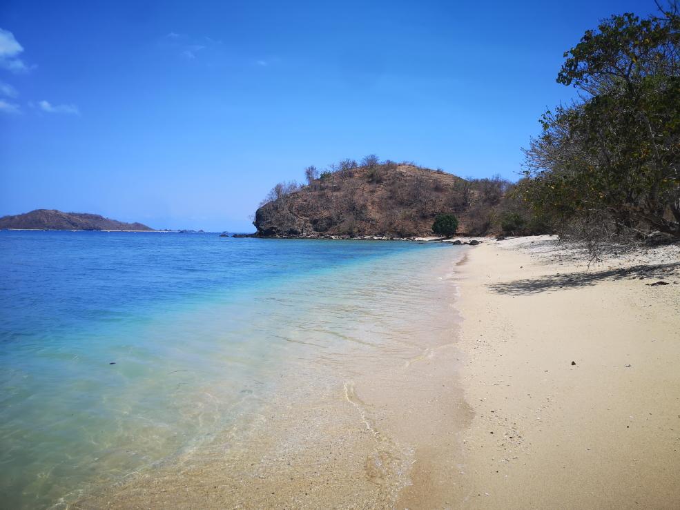Partie Ouest de l'île