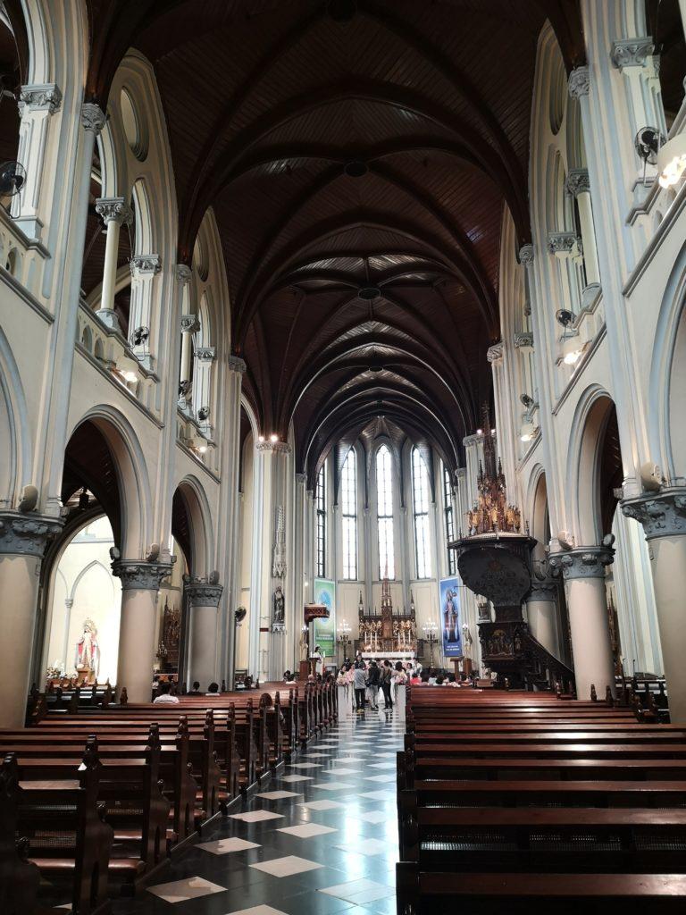 Cathédrale Sainte-Marie de l'Assomption de Jakarta