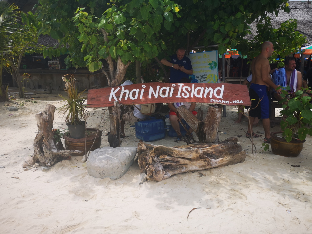 Welcome to Khai Nai Island