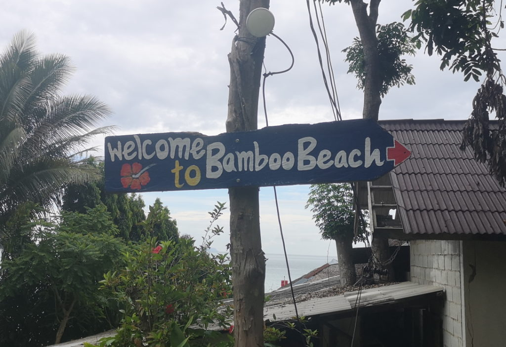 Welcome to Bamboo Beach