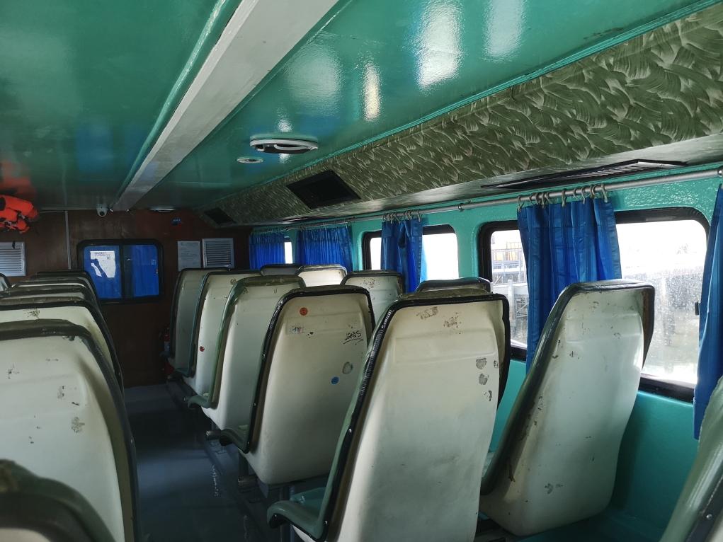 Notre ferry pour Koh Phi Phi