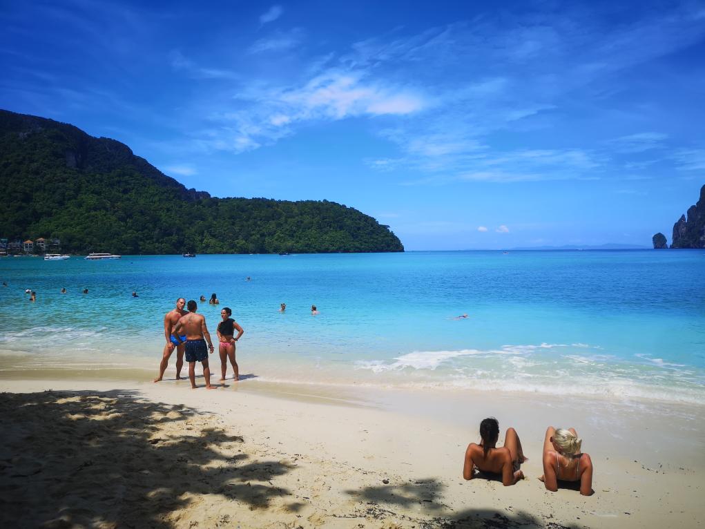 Loh Dalum Beach
